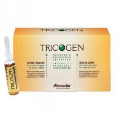 Ампули против себорея, косопад и пърхот Farmavita Tricogen Trivalent Lotion 12х8ml