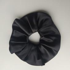 Скрънчи в черен цвят
