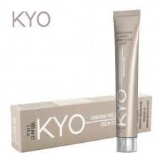 Безамонячна боя с морски колаген и кератин KYO Ammonia Free Hair Color 100ml
