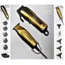 Комплект машинка и тример Kiepe K-Style Just Golden Combo 6350