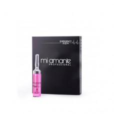 Възстановяващи ампули за увредена коса Mi Amante Emergency Room Ampules 6х10 ml