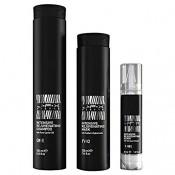 Ботокс терапия с черен  хайвер за подмладяващ ефект на косата JFX Factor