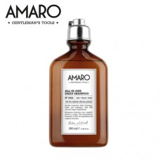 Ежедневен шампоан за коса, брада и тяло AMARO All In One Daily Shampoo 250ml