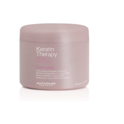 Балсам за трaйно изглаждане на косата ALFAPARF LISSE DESIGN KERATIN THERAPY EASY LISS 500ml