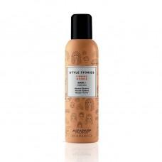 Пяна за къдрава коса със силна фиксация ALFAPARF Style Stories Firming Mousse 250ml