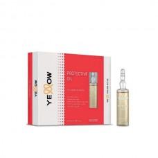 Защитно масло за боядисана коса Alfaparf Yellow Color Care Protective Oil 6x13ml