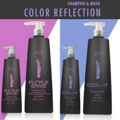 Color Reflection – Оцветяващи шампоани и маски