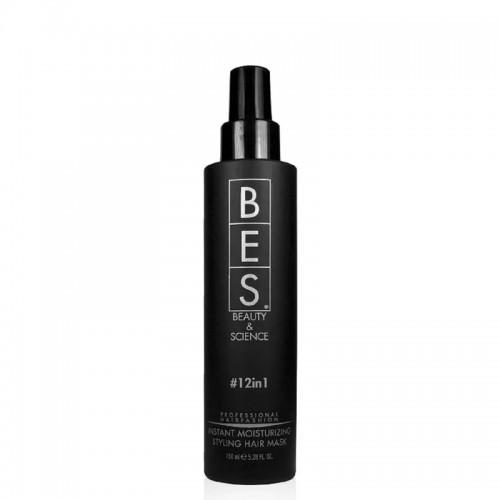 Мултифункционален подхранващ спрей 12 в 1 BES Instant Moisturizing Styling Hair Mask 150ml