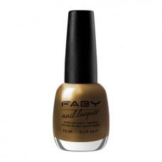 Лак за нокти FABY  Alter Ego LCЕ020 - 15ml