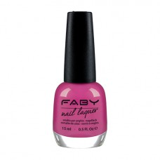 Лак за нокти FABY  Color is the scent of dreams LCF010 - 15ml