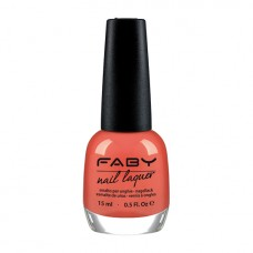 Лак за нокти FABY  First lights of dawn LCЕ031 - 15ml