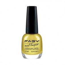 Лак за нокти FABY  Hi, honey! LCF020 - 15ml