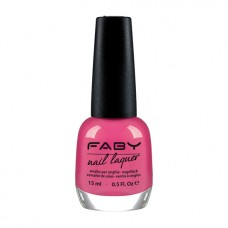 Лак за нокти FABY  Hold my hand… LCЕ032 - 15ml