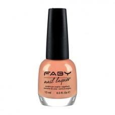 Лак за нокти FABY  La vie en rose… LCB010 - 15ml