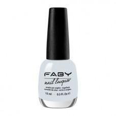 Лак за нокти FABY  Lightness LC0002 - 15ml