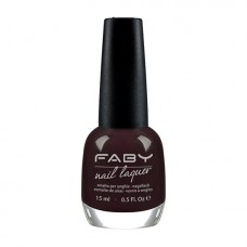 Лак за нокти FABY  Look at me only in the dark LCB008 - 15ml