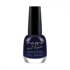 Лак за нокти FABY  Ocean Boulevard LCC018 - 15ml