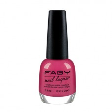 Лак за нокти FABY  Orchids collection LCH004 - 15ml