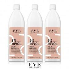 Кремообразен оксидант EVE Cream Developer 10, 20 и 30 vol. - 1000ml