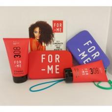 Промо пакет от два крема за къдрици Framesi 308 Elevate Me Curl Cream 2х150ml + ПОДАРЪК