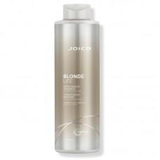 Безсулфатен шампоан за руса коса JOICO Blonde Life Brightening Shampoo 1000ml