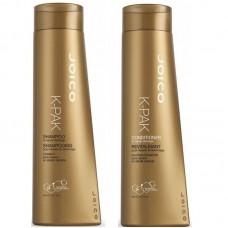 Реструктуриращ комплект шампоан и балсам JOICO K-Pak Shampoo & Conditioner Absolute Hair Superhero 2x300ml