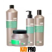 Liss – Серия за изглаждане на къдрава и непокорна коса