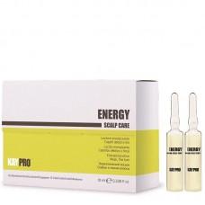 Енергизиращи ампули  за тънка и слаба коса KAYPRO Energy Lotion 12х10ml