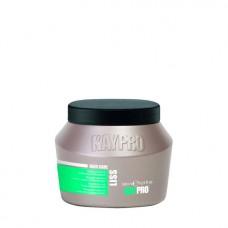 Изглаждаща маска за къдрава и непокорна коса KAYPRO Liss Mask 500ml