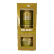 Мини комплект шампоан и маска с арганово масло KAYPRO Argan Oil 2х100ml