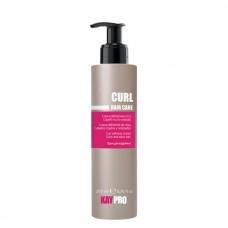 Оформящ крем за къдрава и чуплива коса с мед и витамини KAYPRO Curl Reviving Cream 200ml
