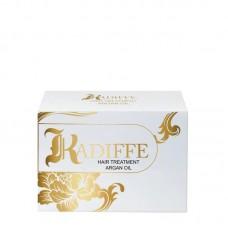 Възстановяваща терапия с арганово масло за увредената и изтощена коса Kadiffe Hair Treatment Argan Oil 500ml