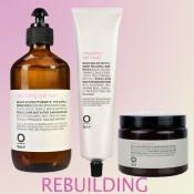 Rebuilding – Възстановяване на увредената коса