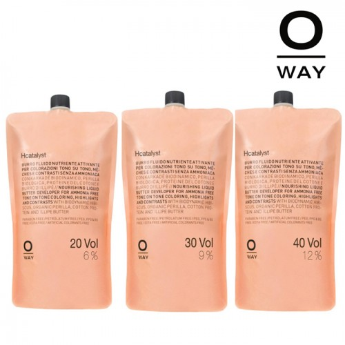 Активатор за боя Rolland O'WAY Hcatalyst  20, 30 и 40vol – 900ml