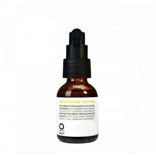 Лосион против пърхот за мазен скалп  Rolland O'Way No Dandruff  Dandruff remedy - oily scalps 50 ml