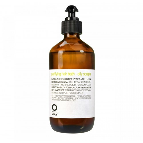 Шампоан против пърхот за мазен скалп O'Way No Dandruff  Purifying hair bath - oily scalps 950 ml