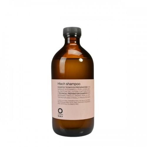 Шампоан за техническа подготовка Rolland O'WAY Htech Shampoo 500ml