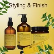 Натурални стилизанти - Styling & Finish