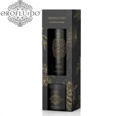 Лимитиран комплект шампоан и маска с натурални масла Orofluido Original Pack 2x500ml