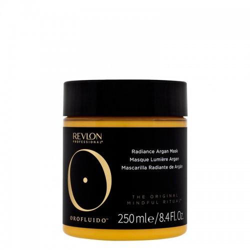 Подхранваща маска с натурални масла Orofluido Mask 250ml