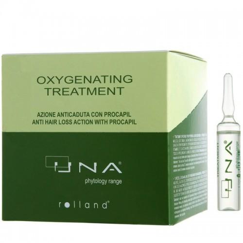 Ампули против косопад Rolland UNA Oxygenating Treatment 12x10ml