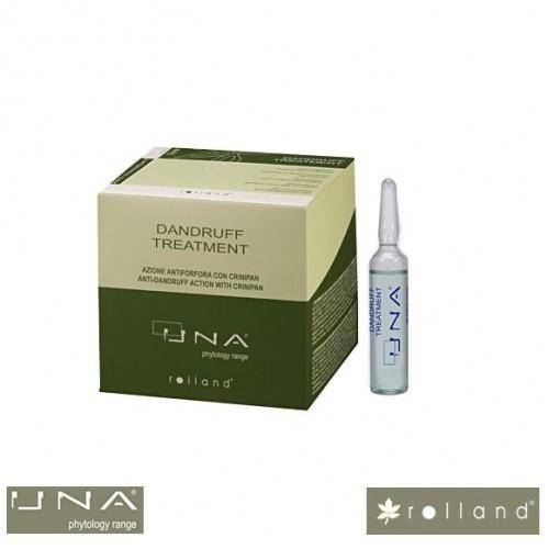 Ампули против пърхот Rolland UNA Dandruff Treatment 12x10ml