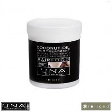 Хидратираща и възстановяваща маска с кокос и зехтин Rolland UNA Hair Food Coconut Restructurizing Mask 1000ml