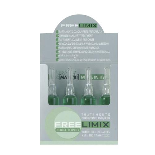 Ампули против косопад Free Limix Hair Loss Adjuvant Treatment 12x10ml