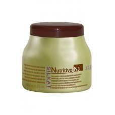 Възстановяваща маска за суха и изтощена коса BES Silkat Nutritivo 1000 ml