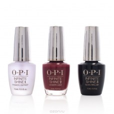 OPI Infinite Shine trio pack - Shine On! 3x15 ml  HRG26