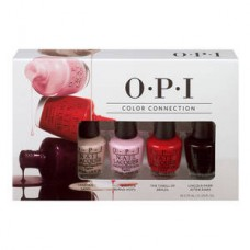 OPI  Mini 4-Pack Color Connection  4x3.75 ml SRG83